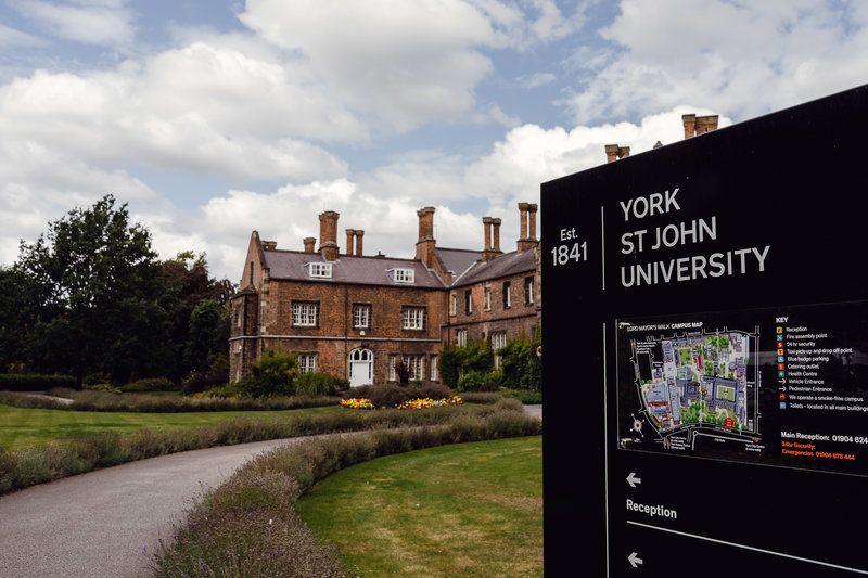 York St Johns University