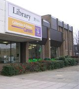 Dewsbury Library