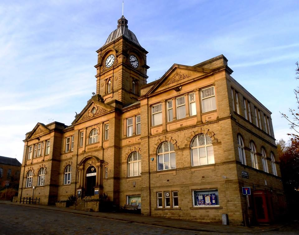 Batley Library