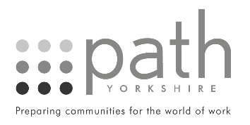 Logo for PATH Yorkshire, English Language course provider