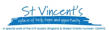 Logo for St Vincent's, English Language course provider