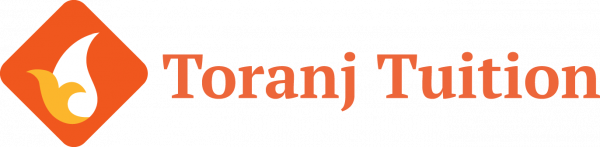 Logo for Toranj Tuition, English Language course provider