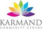 Logo for Karmand Community Centre, English Language course provider