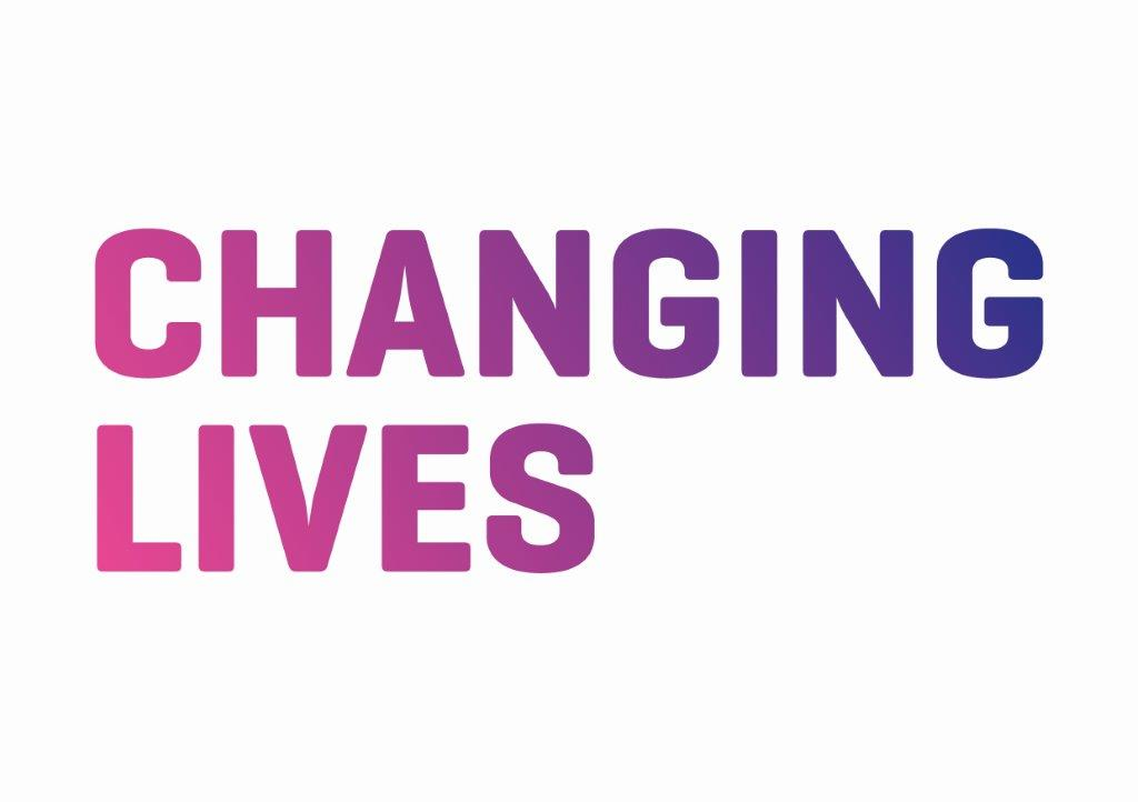 Logo for Changing Lives, English Language course provider