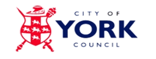 Logo for City of York Council, English Language course provider