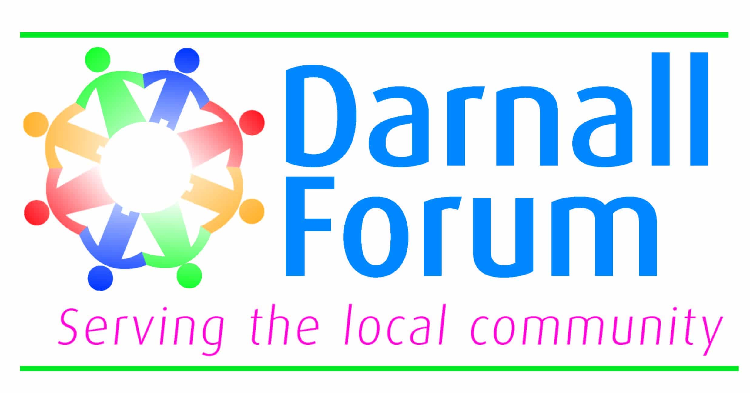 Logo for Darnall Forum, English Language course provider