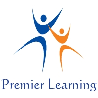 Logo for Premier Learning, English Language course provider