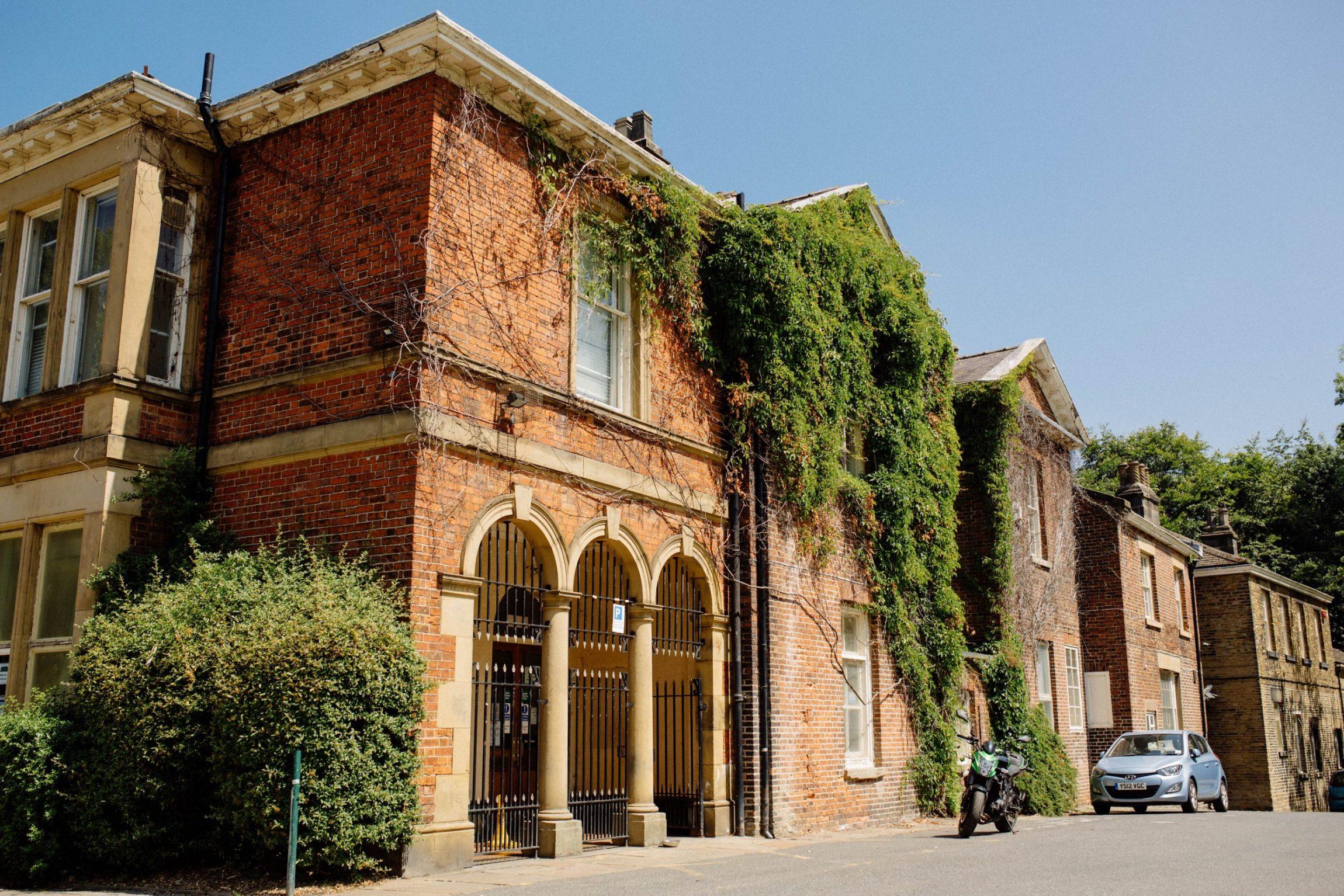 Meersbrook Hall
