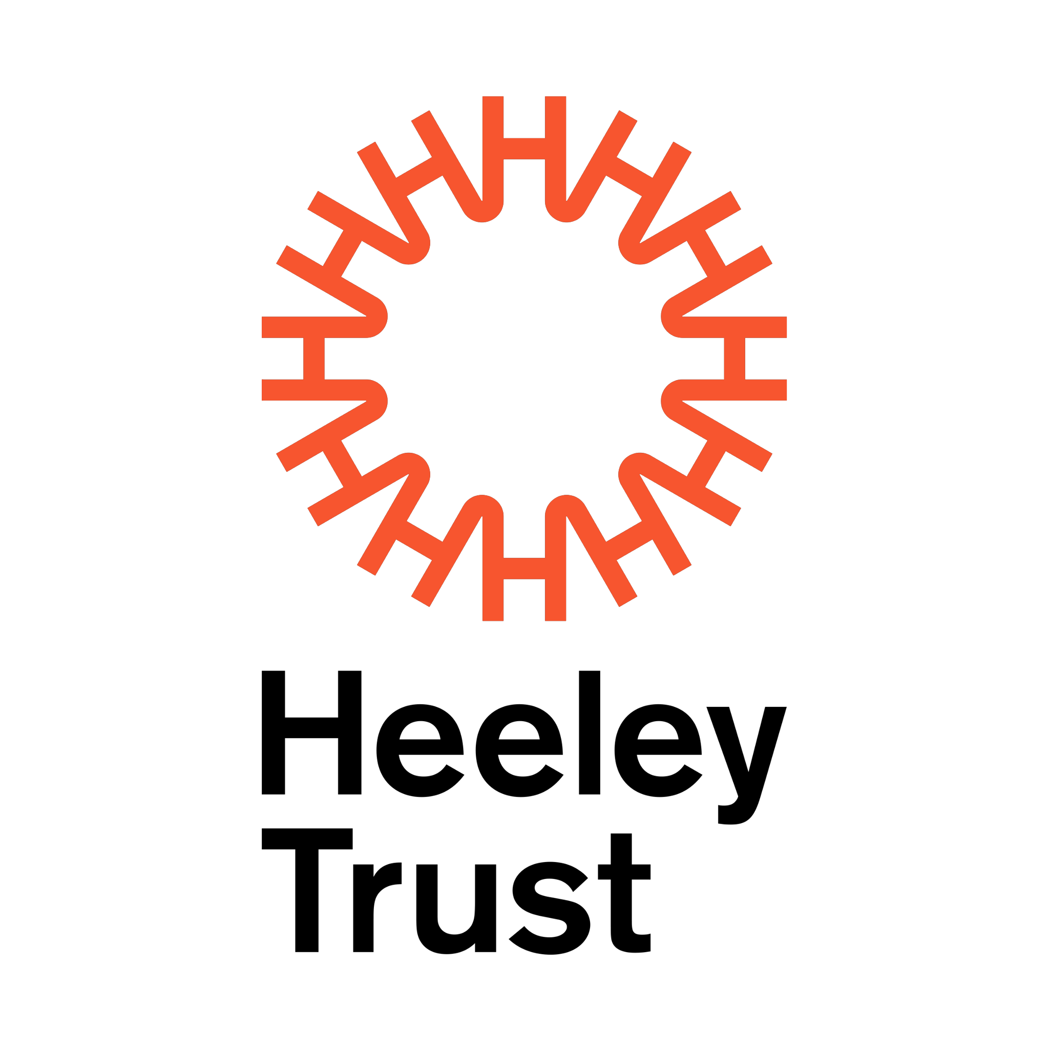 Logo for Heeley Trust, English Language course provider
