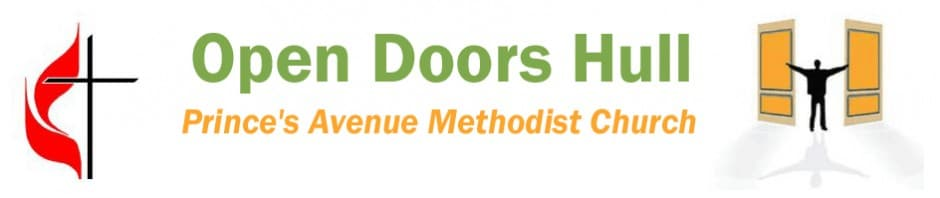 Logo for Open Doors, English Language course provider