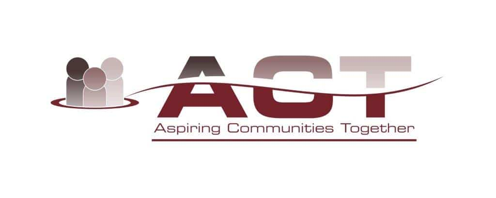 Logo for Aspiring Communities Together (ACT), English Language course provider