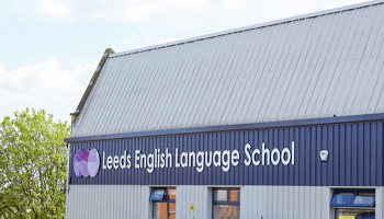 Leeds English Language School on Burley Road