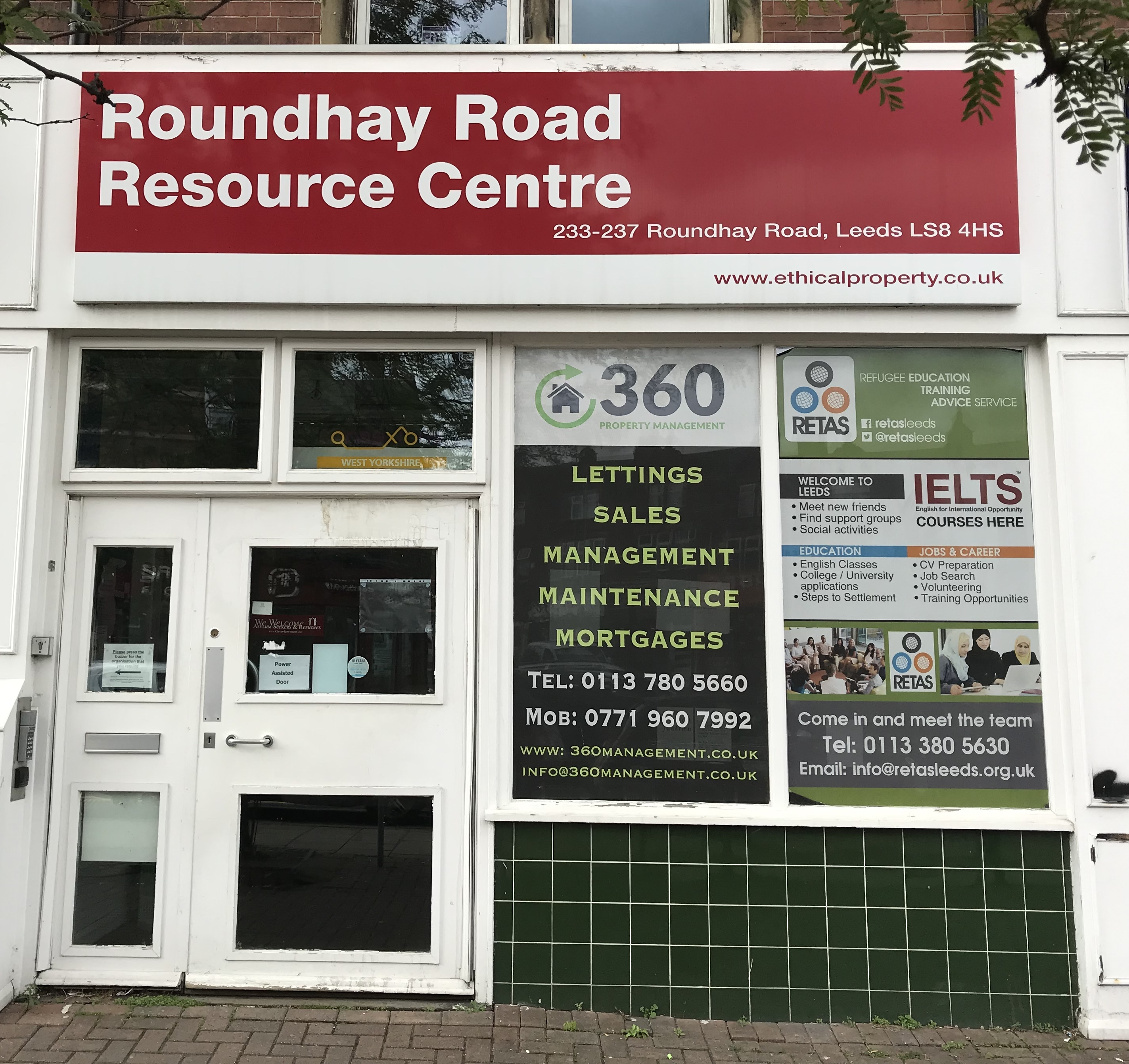 Roundhay Road Resources Centre