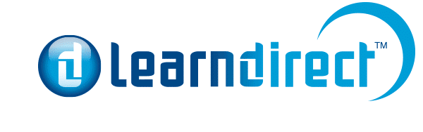 Logo for Learn Direct, English Language course provider