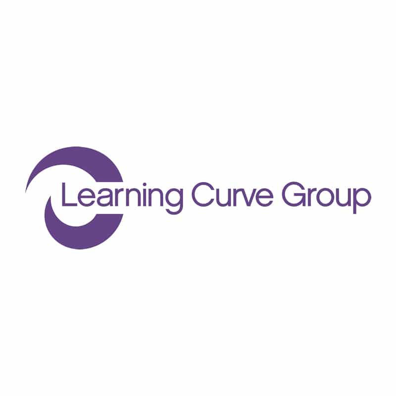 Logo for Learning Curve Group Yorkshire, English Language course provider