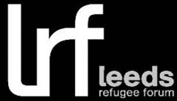 Logo for Leeds Refugee Forum, English Language course provider