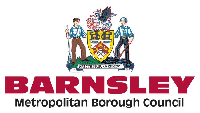 Logo for Barnsley Metropolitan Borough Council, English Language course provider