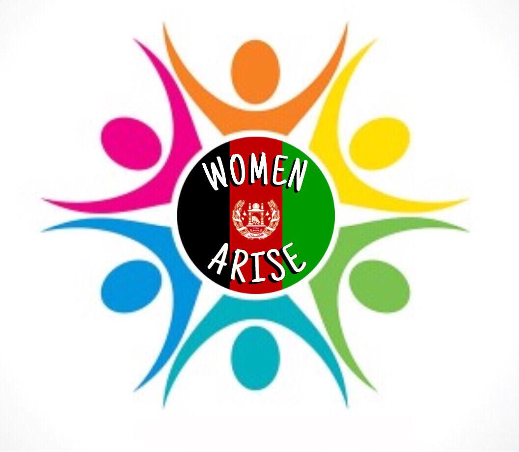 Logo for Women Arise, English Language course provider