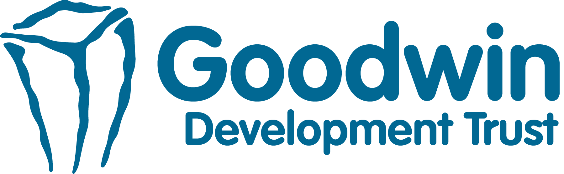 Logo for Goodwin Development Trust, English Language course provider