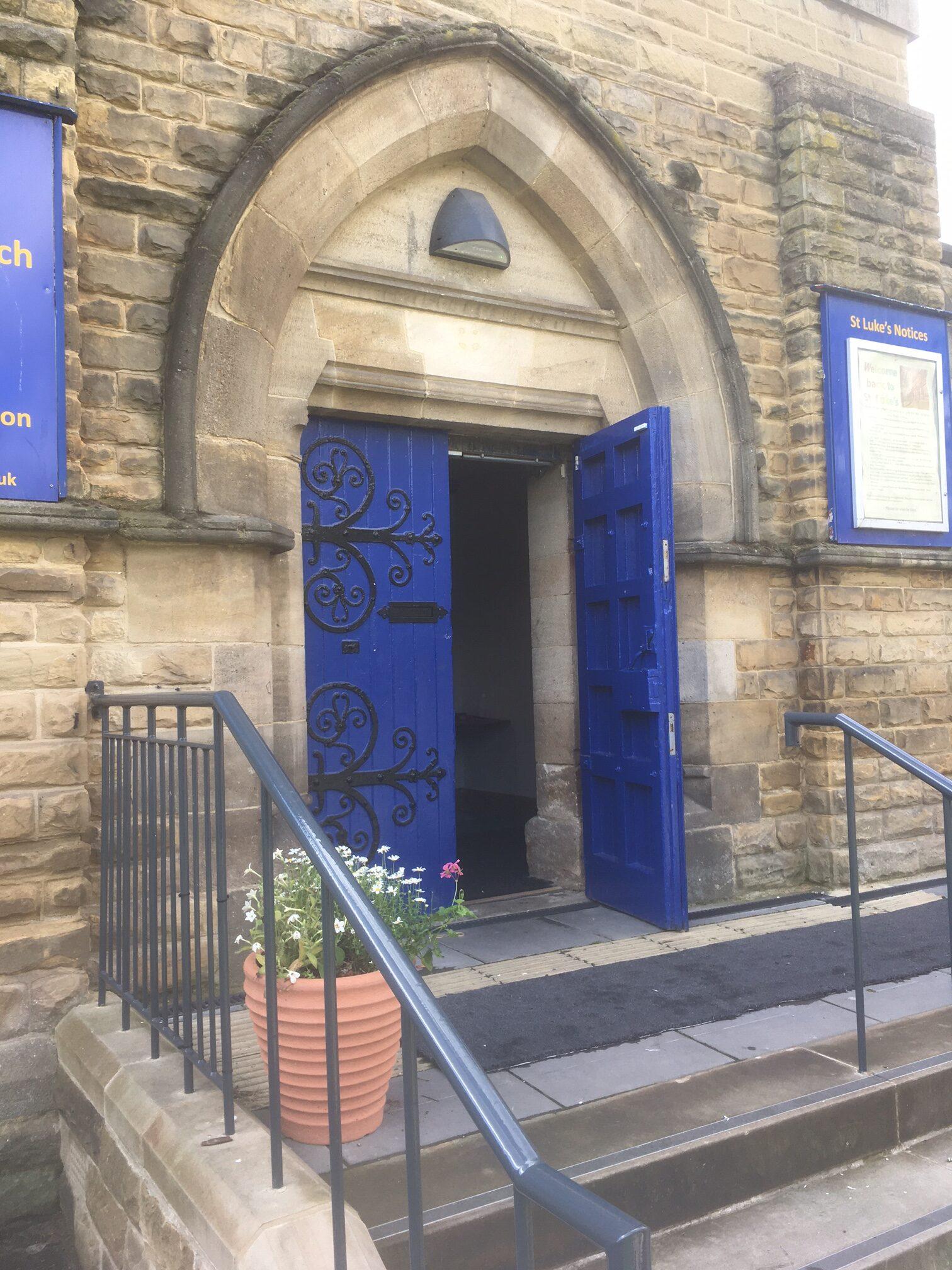 St Luke's Church, Holbeck, Leeds